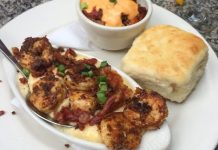 shrimp-and-grits-at-mcouls-public-house-in-greensboro
