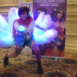 Glowing tails and family traditions at Greensboro's Comicon