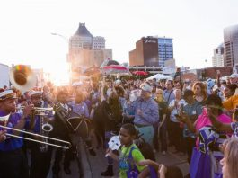 treme brass band greensboro