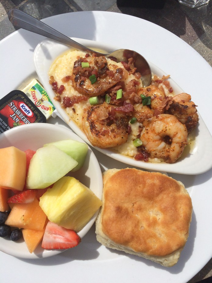 shrimp-and-grits-at-mcouls-in-greensboro