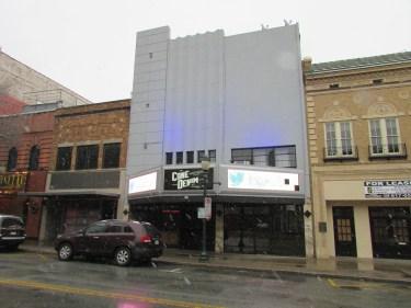 cone denim entertainment center