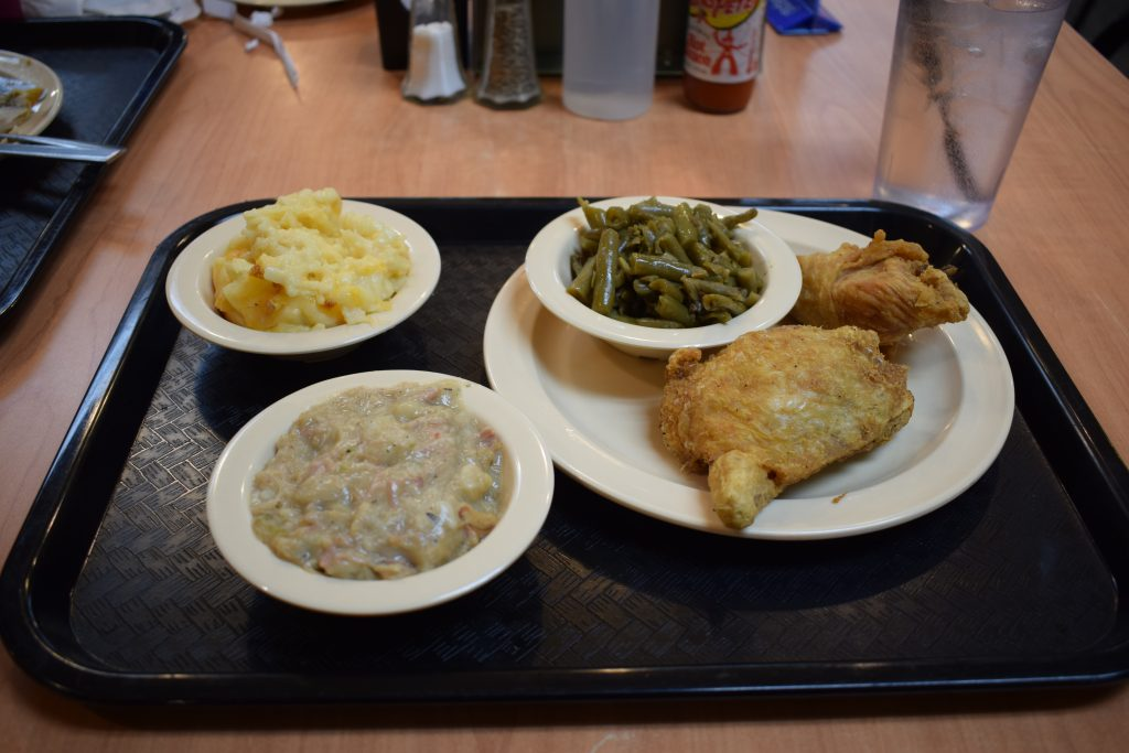 Soul Food Restaurants Greensboro Nc