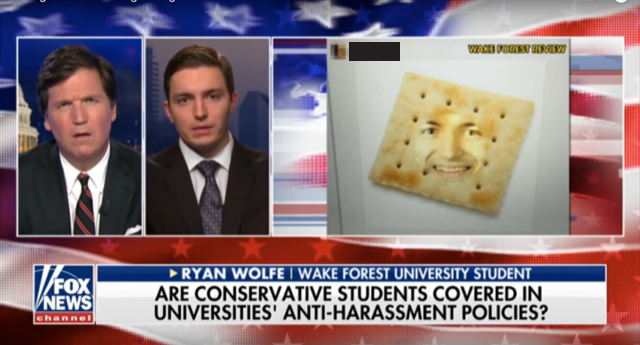 Conservative charge against Wake sparks anti-trans, racist abuse of
