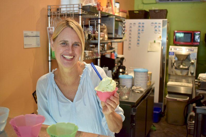 Cafe gelato winston salem