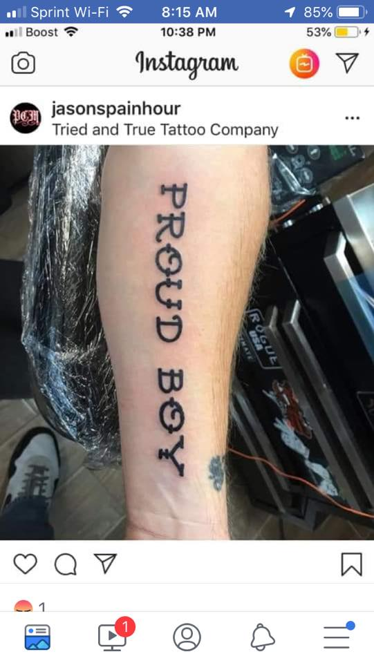 a0245625b Over the weekend a public shaming of sorts took place across several  social-media threads and channels, concerning Greensboro tattoo artist  Jason Spainhour, ...