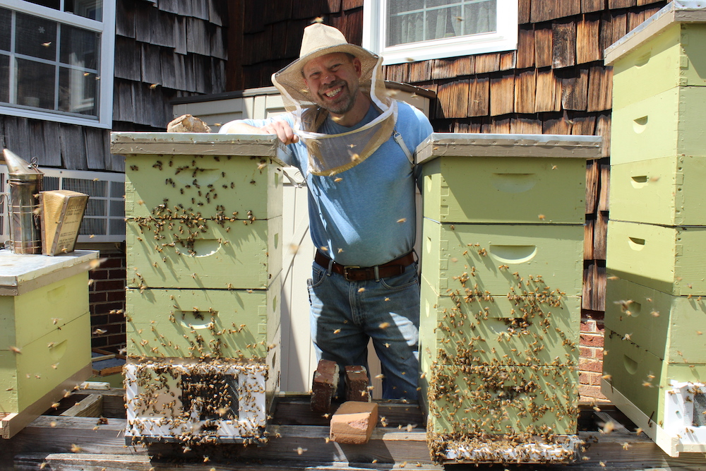 Forsyth County beekeepers keep the tradition alive, one hive