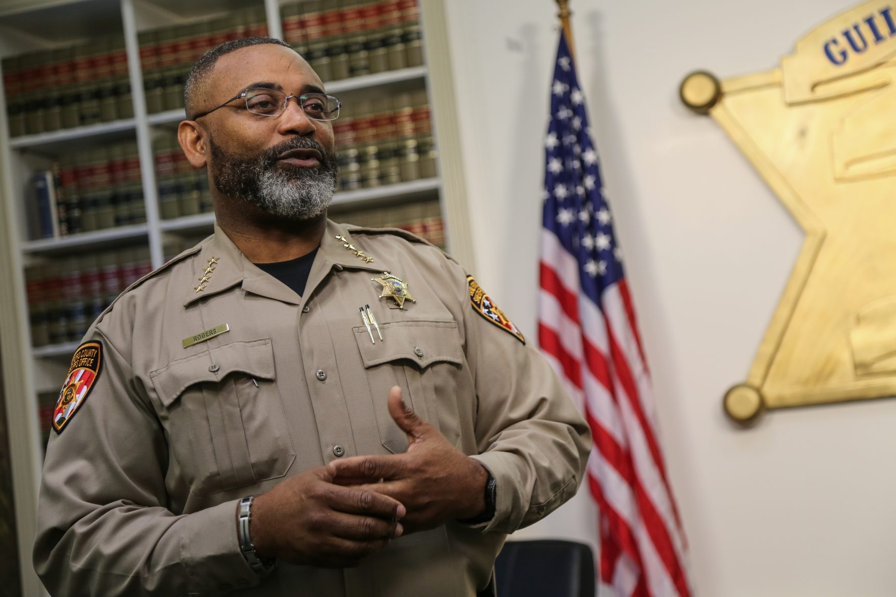 Guilford sheriff's office joins FaithAction ID program | The