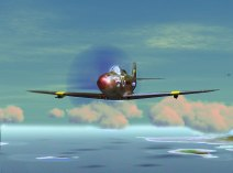 Running the P-39's Allison engine flat out to see what happens!