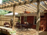 Get the Shade You Need With a Pergola or Covered Porch ...