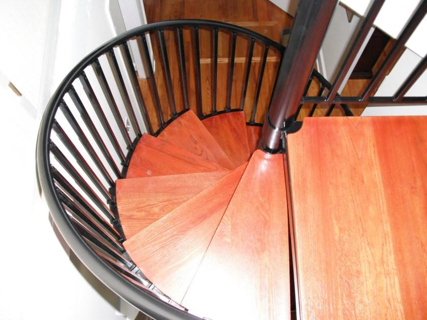Spiral Stair After 09