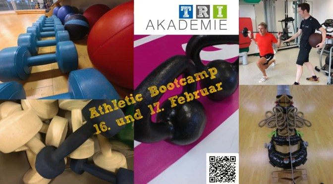 Athletic Bootcamp 16. + 17. Februar – Medizinball, Kettlebell, Yoga und Co.
