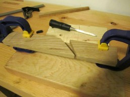 groove plane glue up