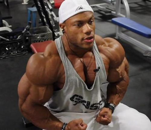 Learn From The Best Phil Heath S Sample Workouts Trial