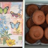 Birthday macaron fail