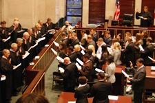Newly Admitted Orange County Lawyers