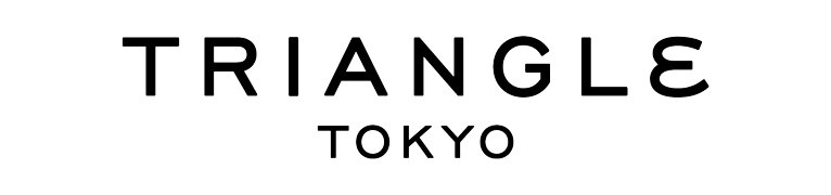TRIANGLE TOKYO LOGOTYPE