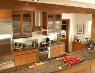 kitchen modern triangle styles contemporary k013
