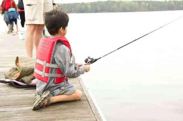 fishing fiesta jordan lake