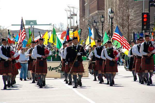 Raleigh St. Patrick's Day Parade and Festival