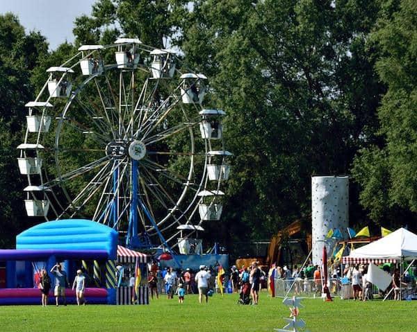 Destination SunFest at Dix Park