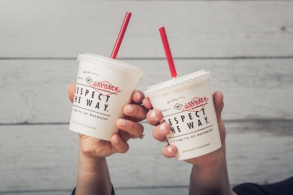 Free shakes at Wayback Burgers on first day of summer