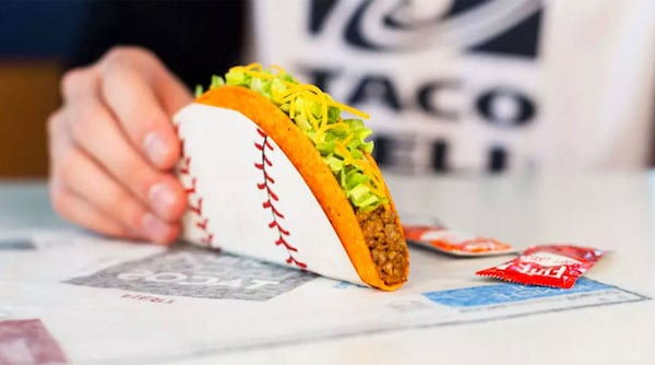 taco bell world series steal a base steal a taco free