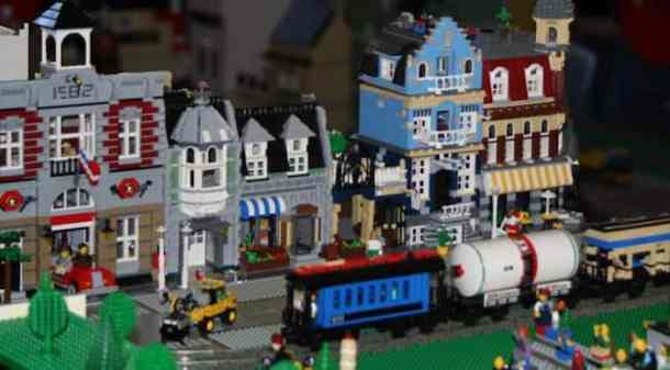 Tickets on sale now for LEGOPalooza at Morehead Planetarium