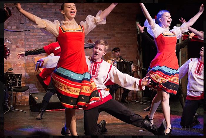 Triangle Russian Festival