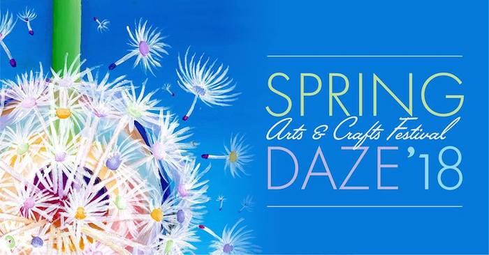 Cary's Spring Daze Arts and Crafts Festival