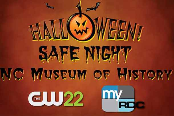 Halloween Kids Events 2020 Raleigh Nc Halloween Safe Night at NC Museum of History   Triangle on the Cheap