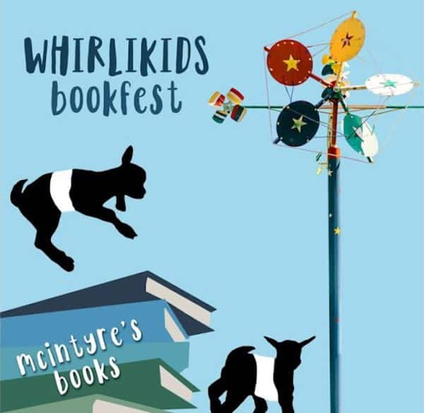 Whirlikids Book Festival with McIntyre's Books in Pittsboro