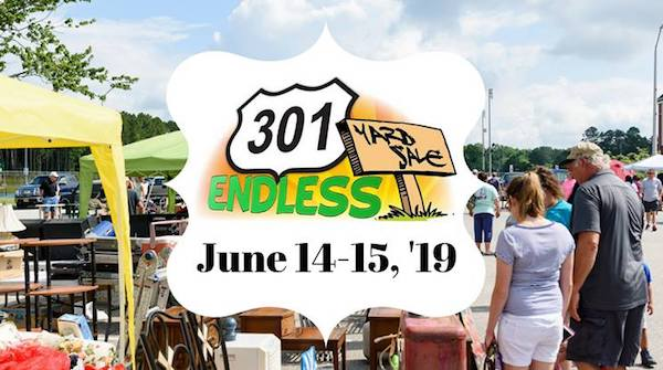 301 Endless Yard Sale - Triangle on the Cheap