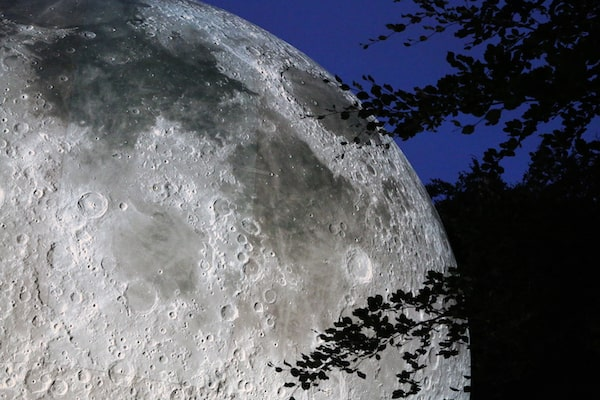 museum of the moon durham bull moon rising