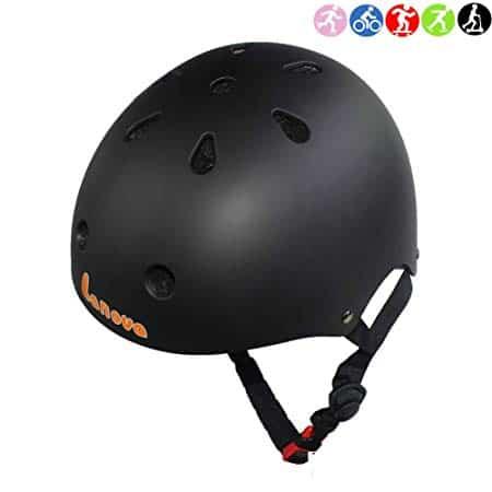 Lanova Toddler Helmet CPSC Certified Kids Bike Helmet Adjustable from Toddler to Youth(Age 3-8) 11 Vents Safety & Ventilation Design for Kids Cycling Skating Scooter