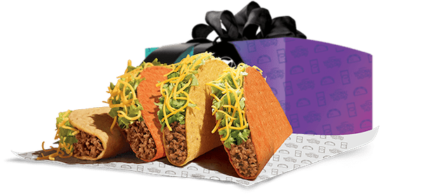Taco Bell: National Taco Day Gift Set for $5
