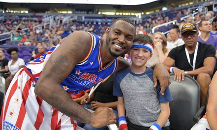 Harlem Globetrotters Game on March 15 at 3 p.m.