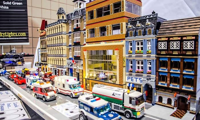 50% off BrickUniverse LEGO Fan Expo March 7 and 8