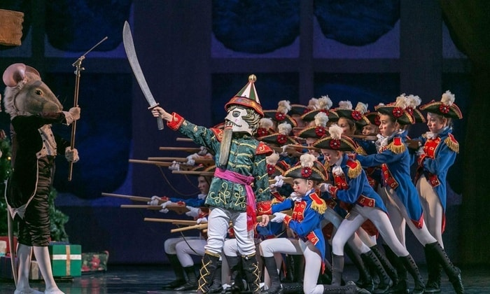 "Carolina Ballet presents ""The Nutcracker"" in Raleigh (December 18-29) 40% off"