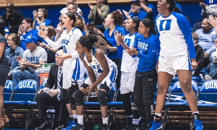 Duke Women's Basketball vs. Northwestern and UNC