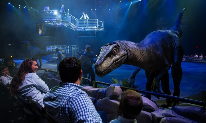 Jurassic World Live Tour (February 6-9)