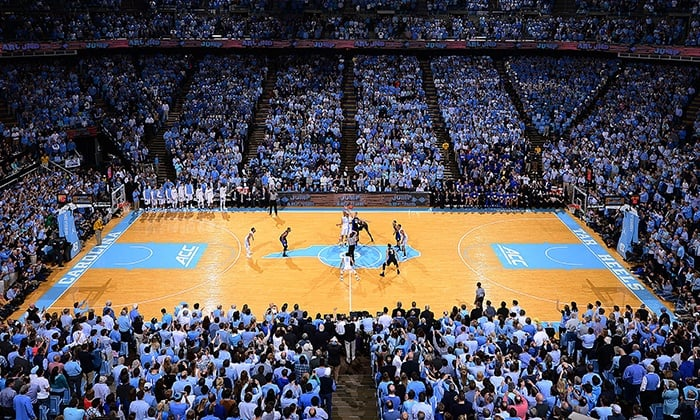 North Carolina Tar Heels Men's Basketball January 8 - 66% off