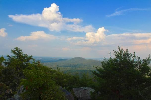 Crowders Mountain Pinnacle Summit