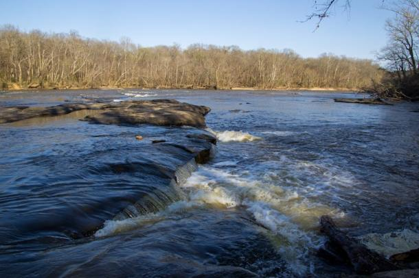 Raven Rock State Park River