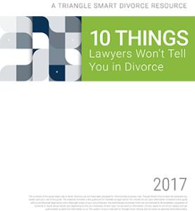 divorce help in raleigh