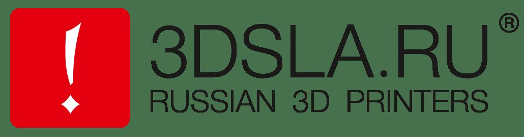 3DSLA.RU - Russian 3D Printers / Российские 3D принтеры
