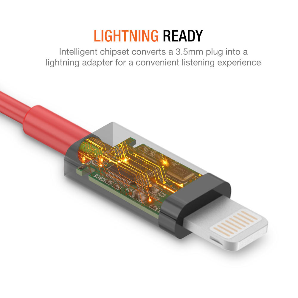 medium resolution of iphone lightning to 3 5mm headphone jack