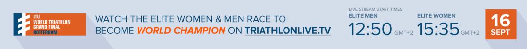 TriathlonLIVE: Stream triathlon live online