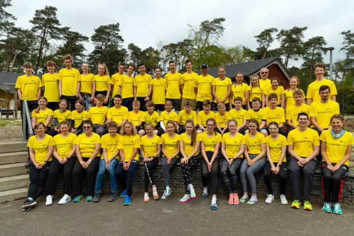 NRWTV Triathlontrainingslager Haltern am See