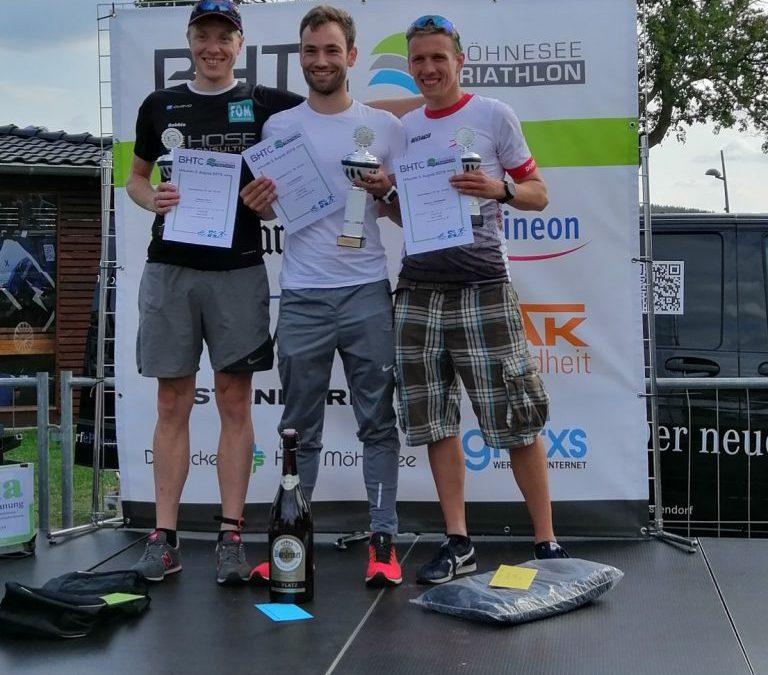 Rennbericht: Tom beim Möhnesee Triathlon – Vorbereitung für die Ironman WM 70.3