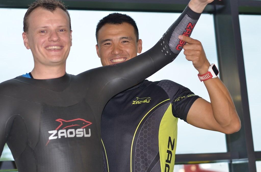 Abgesagt: Neo-Testschwimmen am 25.04 im Rheinbad